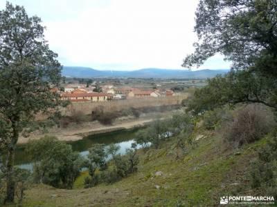 Casa del Bosque,Fortines Buitrago de Lozoya; el circo de gredos federacion madrileña de montaña